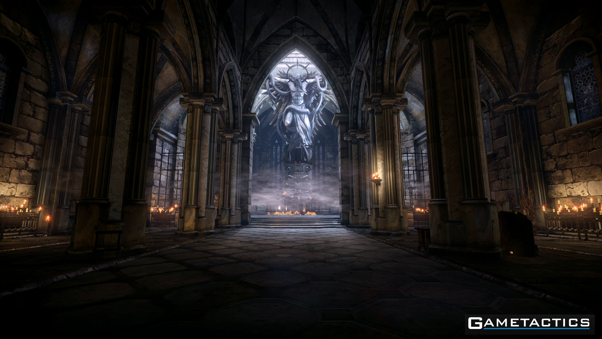 Lords Of Shadow 2 Release Date Gamescom Trailer And New