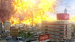 Earth Defence Force 2025 Shield Bearer_Explosion